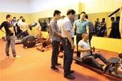 健身的第一课:如何做胸式呼吸与腹式呼吸?